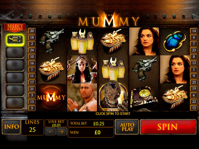Mummy Slot